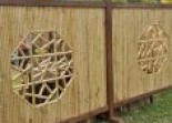 Bamboo fencing Pool Fencing