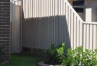Alawa Colorbond fencing 8
