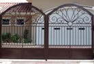Alawa Wrought iron fencing 2